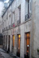 Paryż - dom, w którym mieszkała Zofia z bratem Ludwikiem