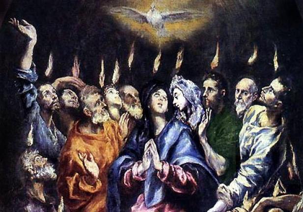 Zesłanie Ducha Świętego - 31 maja 2020